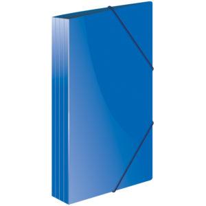 "Папка на резинке Berlingo ""Standard"" А4, 500мкм, синяя"
