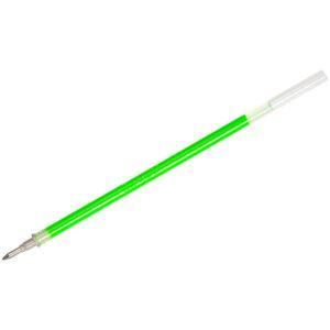 """Стержень гелевый Crown """"Hi-Jell Color"""" светло-зеленый, 138мм, 0,7мм"""
