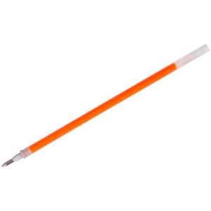 """Стержень гелевый Crown """"Hi-Jell Color"""" оранжевый, 138мм, 0,7мм"""