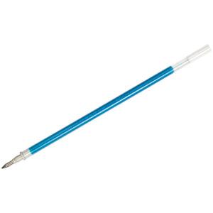 """Стержень гелевый Crown """"Hi-Jell Color"""" голубой, 138мм, 0,7мм"""