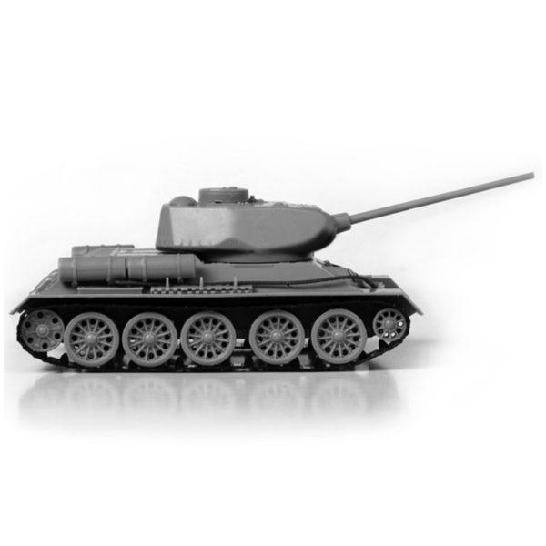"""Модель для сборки Звезда """"Советский средний танк Т-34/85"""", масштаб 1:72"""