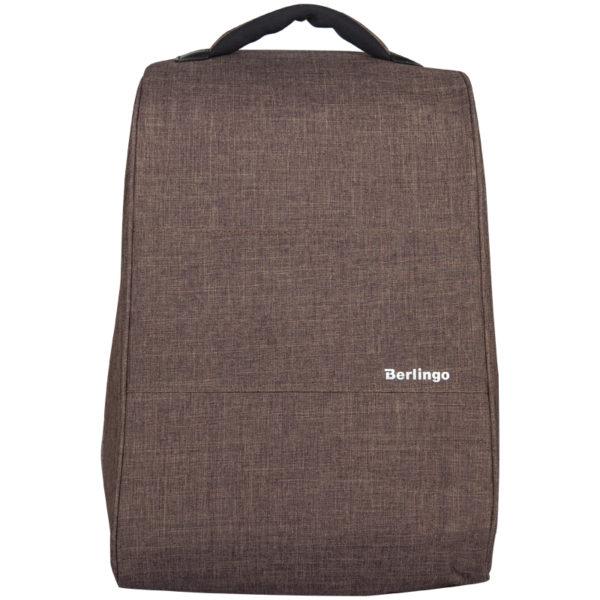 "Рюкзак Berlingo City Style ""Urban Style-4"" 42*30*14см, 1отд.,2 карм.,отд. для ноутбука,эргон. спинка"