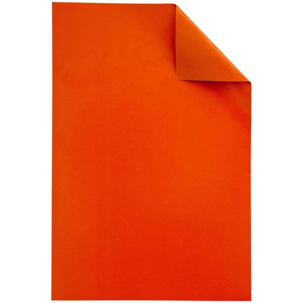 Картон цветной двусторонний A4, Мульти-Пульти, 10л., 10цв., мелованный, в папке