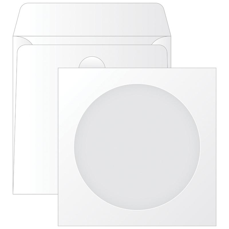 Конверты для оптических носителей