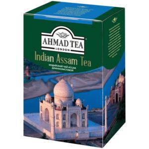 """Чай Ahmad Tea """"Индийский чай Ассам"""", черный, листовой, 200г"""