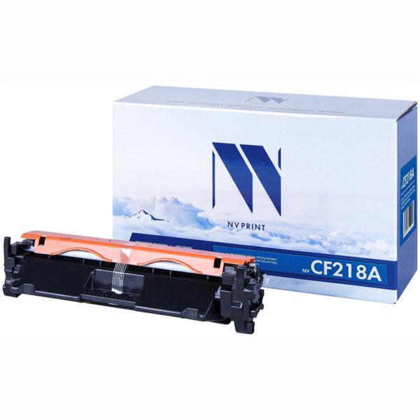 Картридж совм. NV Print CF218A для LaserJet Pro M104a/M104w/M132a/M132fn/M132fw/M132nw (1400стр)
