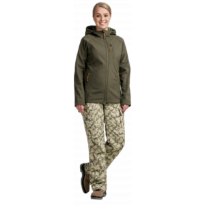 Куртка БЕЛУХА, олива, женская