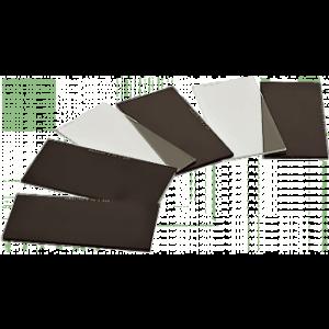 Стекло ТИСС  (110*90) прозрачное