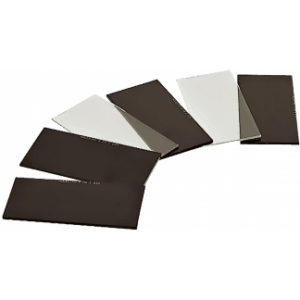 Стекло ТИСС  (121*69) прозрачное