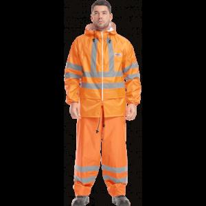 Костюм EXTRA-VISION WPL влагозащитный оранжевый