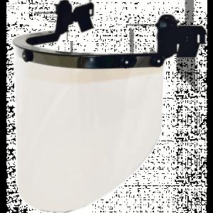 Щиток РОСОМЗ™ КБТ ВИЗИОН TITAN (04390), на каску, РС 2.0 мм