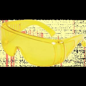 Очки ЗАЩИТА, (тип Люцерна) желтые