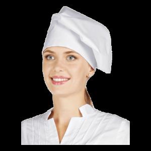 Колпак повара Бязь, белый