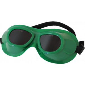 Очки РОСОМЗ™ ЗН18 DRIVER RIKO (21832) (У 6), газосварочные