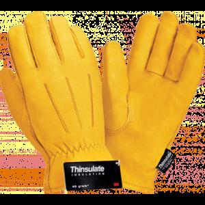 Перчатки ДРАЙВЕР KT, (RL14/0150), кожа, Тинсулейт®