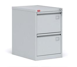 Картотечный металлический шкаф для хранения документов КР - 2