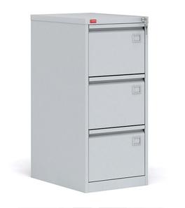 Картотечный металлический шкаф для хранения документов КР - 3