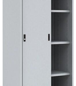 Металлический шкаф-купе для документов ШАМ-11.К