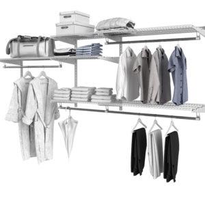 Базовый комплект гардеробной системы Титан - GS - 350/450