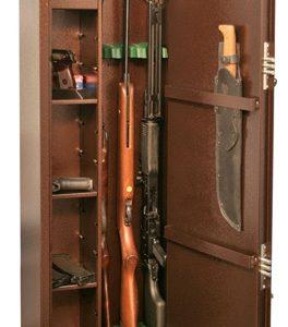 Оружейный сейф для оружия на 3 ствола КО - 032т