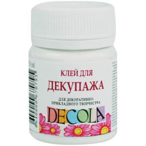 Клей для декупажа Decola, 50мл