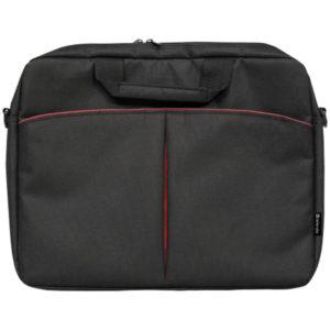 """Сумка для ноутбука 15""""-16"""" Defender Iota, полиэстер, черный, 390*285*40мм"""