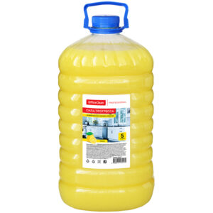 """Универсальное моющее средство OfficeClean """"Professional. Лимон"""", ПЭТ, 5л"""