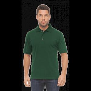 Рубашка ПОЛО зеленая