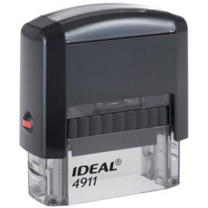 Оснастка для штампа Trodat 4911 Ideal, 38*14мм, пластик