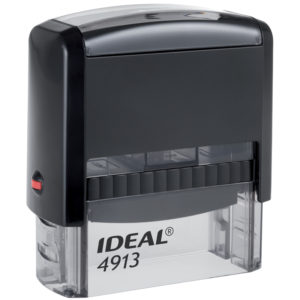 Оснастка для штампа Trodat 4913 Ideal, 58*22мм, пластик