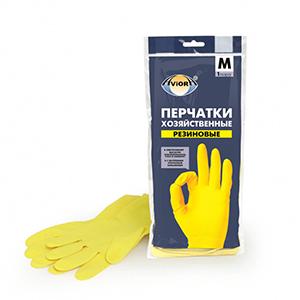 Перчатки резиновые/промышленные
