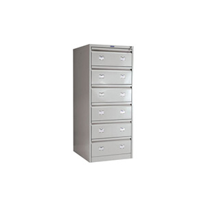 Шкафы металлические картотечные