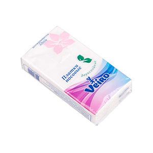 Платки носовые, салфетки для лица