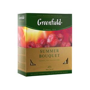 Чай травяной, фруктовый пакетированный