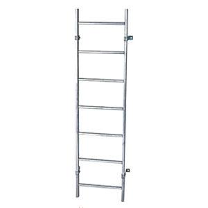 Шахтные лестницы из специальной стали V4A (1.4571)