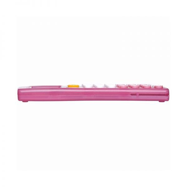 Калькулятор настольный Citizen FC-100NPK, 10 разр., двойное питание, 76*128*17мм, розовый
