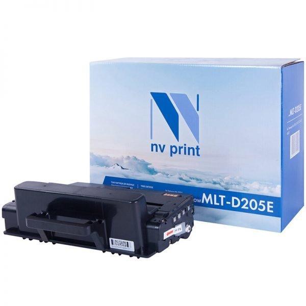 Картридж совм. NV Print MLT-D205E черный для Samsung ML-3310/3710/SCX-4833/5637 (10000стр)