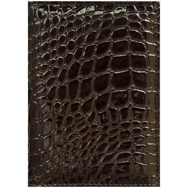 Портмоне водителя OfficeSpace иск. кожа, коричневый, кайман