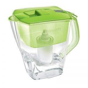 """Кувшин-фильтр для воды Барьер """"Прайм"""" зеленое яблоко, с картриджем, 4,2л, индикатор механический"""