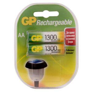 Аккумулятор GP AA (HR06) 1300mAh 2BL
