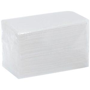 Салфетки бумажные диспенсерные OfficeClean Professional, 1 слойн., 21,6*33см, белые, 225шт.