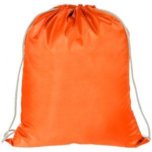 Мешок для обуви 1 отделение ArtSpace, 340*420мм, оранжевый