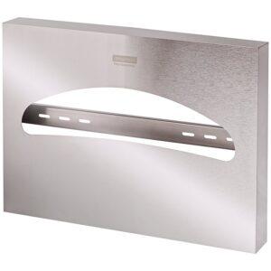 Диспенсер для покрытий на унитаз OfficeClean Professional, нержавеющая сталь