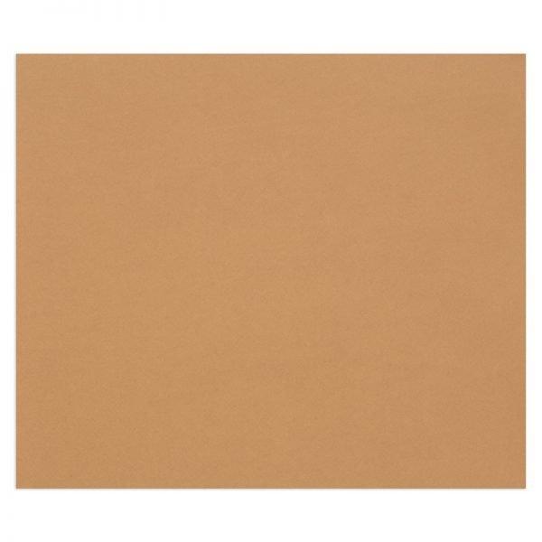 """Цветная бумага 500*650мм., Clairefontaine """"Tulipe"""", 25л., 160г/м2, светло-коричневый, лёгкое зерно"""