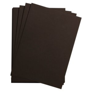 """Бумага для акварели 5л. 500*650мм Clairefontaine """"Etival"""", 300г/м2, торшон, холод.пресс., черная"""