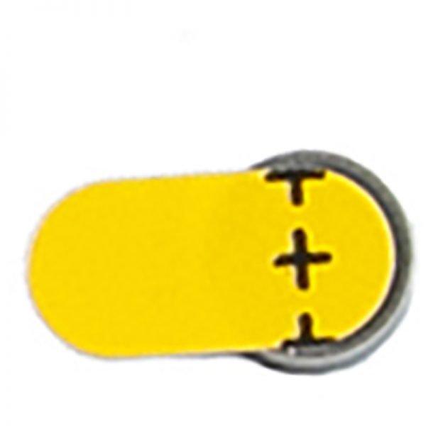 Батарейка GP ZA10F (PR70, AC10, DA230) воздушно-цинковая, BC6