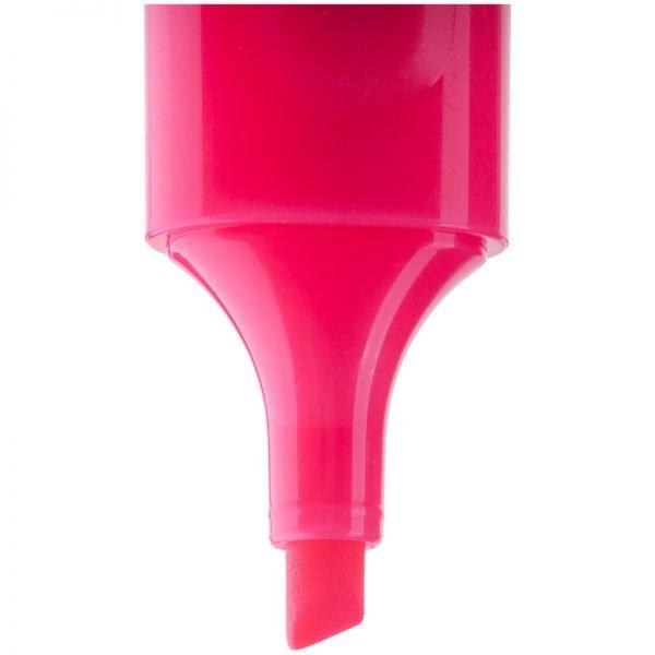 """Текстовыделитель Luxor """"Textliter"""" розовый, 1-4,5мм"""