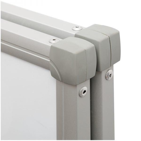 Доска магнитно-маркерная OfficeSpace, 300*100/100*75*2, алюминиевая рамка