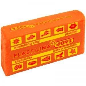 Пластилин JOVI, оранжевый, 50г