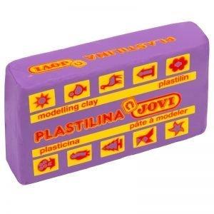 Пластилин JOVI, лиловый, 50г